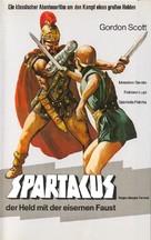 Il colosso di Roma - German Movie Cover (xs thumbnail)