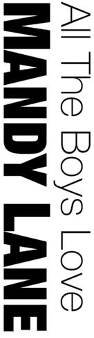 All the Boys Love Mandy Lane - Logo (xs thumbnail)
