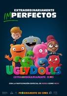 UglyDolls - Spanish Movie Poster (xs thumbnail)