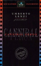 Cannibal ferox - German VHS movie cover (xs thumbnail)