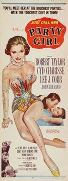 Party Girl - Movie Poster (xs thumbnail)