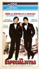 Spécialistes, Les - Argentinian VHS cover (xs thumbnail)