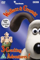 Wallace & Gromit: The Best of Aardman Animation - British Movie Cover (xs thumbnail)