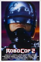 RoboCop 2 - Theatrical poster (xs thumbnail)