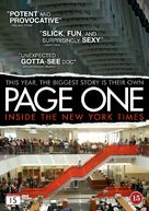 Page One: A Year Inside the New York Times - Danish Movie Cover (xs thumbnail)