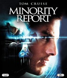 Minority Report - Brazilian Movie Cover (xs thumbnail)