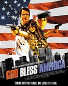 God Bless America - British Movie Poster (xs thumbnail)