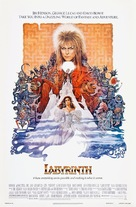 Labyrinth - Movie Poster (xs thumbnail)