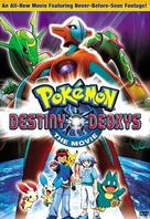 Pokémon: Destiny Deoxys - DVD movie cover (xs thumbnail)