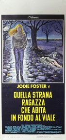 The Little Girl Who Lives Down the Lane - Italian Movie Poster (xs thumbnail)