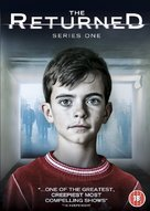 """Les Revenants"" - British DVD cover (xs thumbnail)"