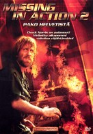 Missing in Action 2: The Beginning - Finnish DVD cover (xs thumbnail)