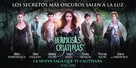 Beautiful Creatures - Costa Rican Movie Poster (xs thumbnail)