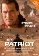 The Patriot - German DVD cover (xs thumbnail)