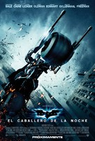 The Dark Knight - Mexican Movie Poster (xs thumbnail)