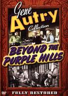 Beyond the Purple Hills - DVD movie cover (xs thumbnail)