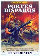 Missing in Action - Belgian Movie Poster (xs thumbnail)
