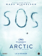 Arctic - French Movie Poster (xs thumbnail)