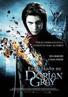 Dorian Gray - Colombian Movie Poster (xs thumbnail)