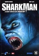 Hammerhead: Shark Frenzy - British DVD cover (xs thumbnail)
