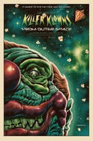 Killer Klowns from Outer Space - Movie Poster (xs thumbnail)