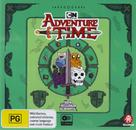 """""""Adventure Time with Finn and Jake"""" - Australian Blu-Ray movie cover (xs thumbnail)"""