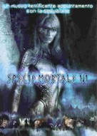 Species III - Italian DVD cover (xs thumbnail)