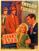 Johnny Eager - Belgian Movie Poster (xs thumbnail)