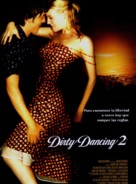 Dirty Dancing: Havana Nights - Spanish Movie Poster (xs thumbnail)
