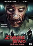 Zombie Wars - Turkish Movie Cover (xs thumbnail)