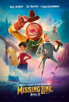 Missing Link - Movie Poster (xs thumbnail)