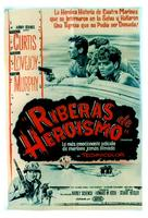 Beachhead - Argentinian Movie Poster (xs thumbnail)
