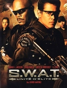 S.W.A.T.: Fire Fight - Italian DVD cover (xs thumbnail)