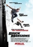 Brick Mansions - Canadian Movie Poster (xs thumbnail)