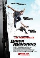 Brick Mansions - Canadian Movie Poster (xs thumbnail)