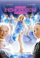 Mrs. Henderson Presents - French Movie Cover (xs thumbnail)