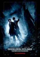 Sherlock Holmes: A Game of Shadows - Italian Movie Poster (xs thumbnail)