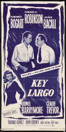 Key Largo - Movie Poster (xs thumbnail)