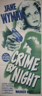 Crime by Night - Australian Movie Poster (xs thumbnail)