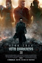 Star Trek: Into Darkness - Australian Movie Poster (xs thumbnail)