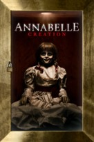 Annabelle: Creation - British Movie Cover (xs thumbnail)