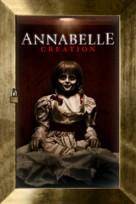 Annabelle: Creation - British Movie Cover (xs thumbnail)