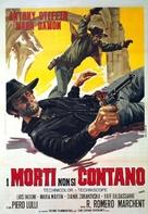¿Quién grita venganza? - Italian Movie Poster (xs thumbnail)