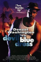 Devil In A Blue Dress - Movie Poster (xs thumbnail)