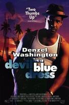 Devil In A Blue Dress - Movie Poster (xs thumbnail)