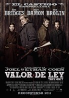 True Grit - Spanish Movie Poster (xs thumbnail)