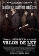 True Grit - Spanish Movie Poster (xs thumbnail)