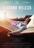 La grande bellezza - German Movie Poster (xs thumbnail)