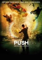 Push - German Movie Poster (xs thumbnail)