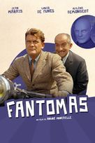 Fantômas - French Movie Cover (xs thumbnail)